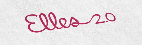 New Work: Logo for Elles 2.0