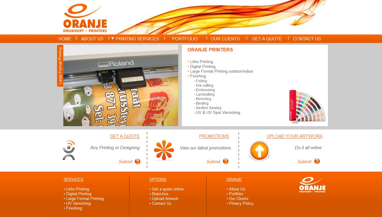 online printing south africa