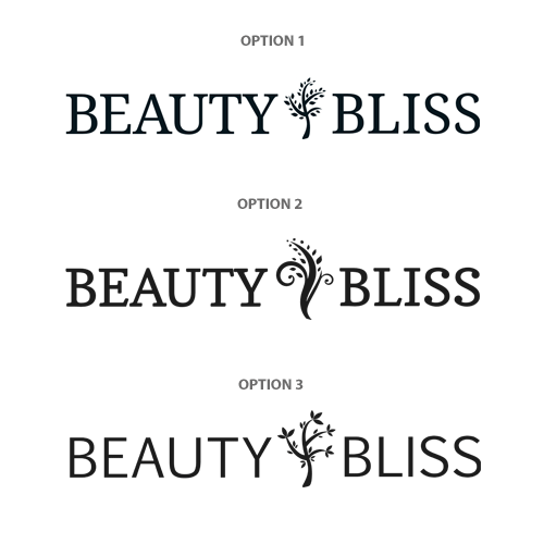 Beauty Font For Instagram: Logo Re-design For A Beauty Boutique