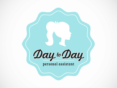 Day to Day logo by Ashley Keller