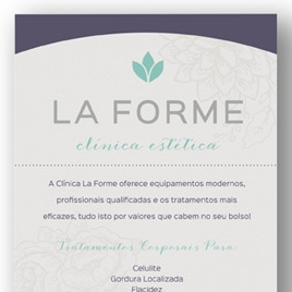 New Work for La Forme – Aesthetics Clinic