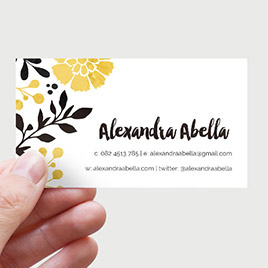 Tips for Designing Your own Business Card: Part 2