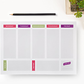shop my printable planners