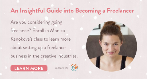 becoming a freelancer class