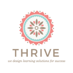 New Work: Brand Identity for Thrive